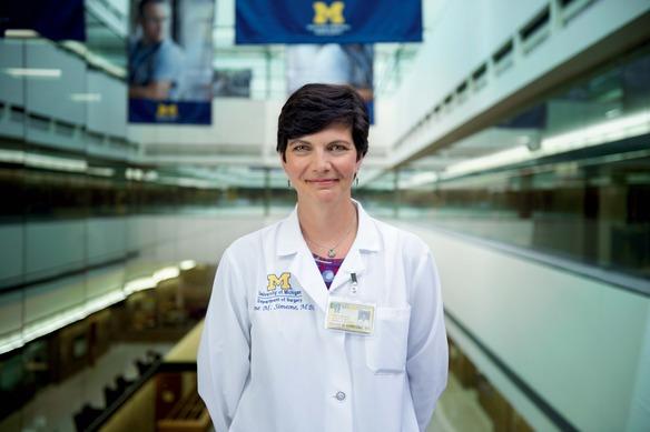 Diane Simeone, M.D.